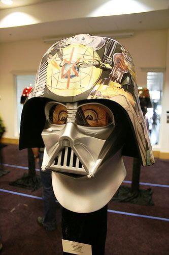 darth vader 5 Especial Casco Darth Vader