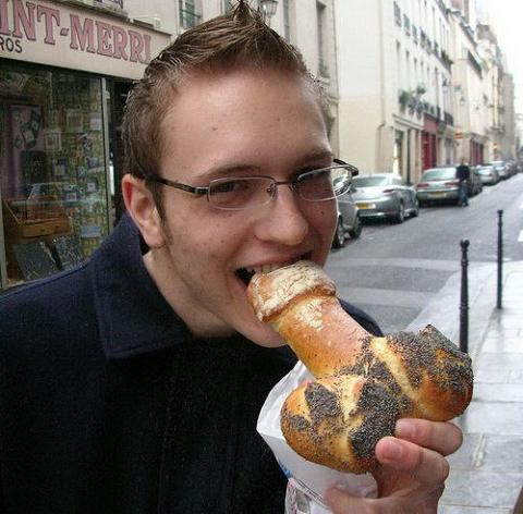 image Fucks st8 dude breads his ass raw