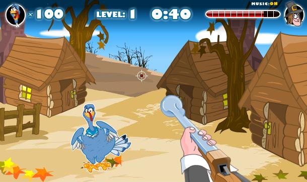 turquey Mata al pavo