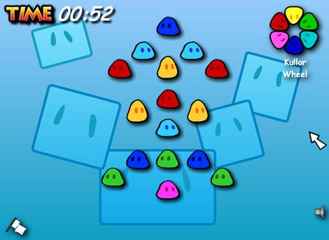 juego colores Kullors: Juego de combinar colores