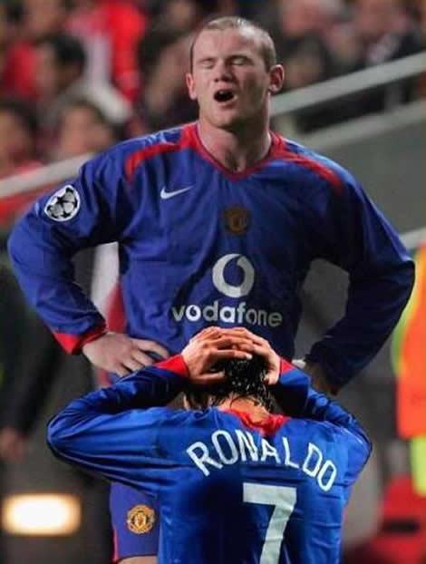 ¿Cristiano Ronaldo gay?