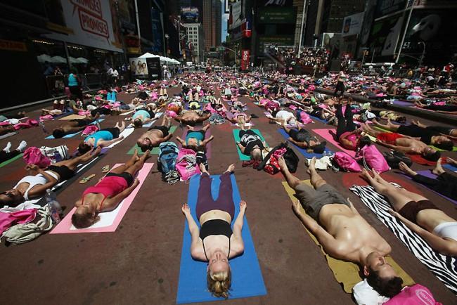 yoga nueva york 2 Yoga en Nueva York