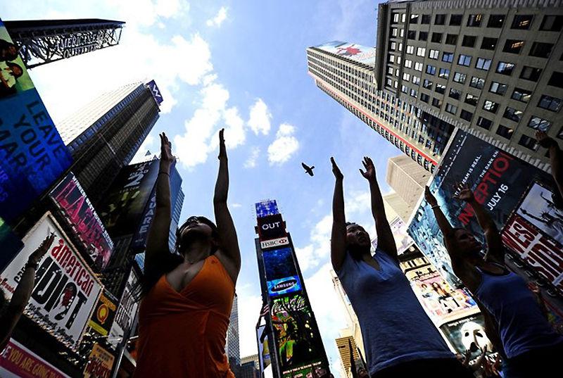 yoga nueva york 3 Yoga en Nueva York