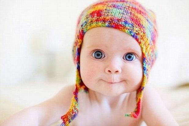 fotos graciosas de ninos y bebes