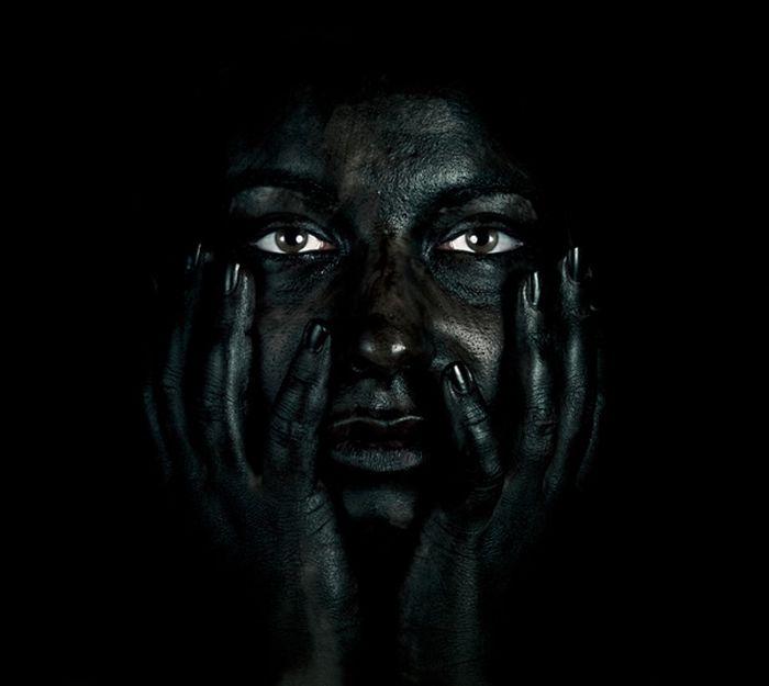 de piel oscura se caracterizan por ser casi negras algunas son tan ...