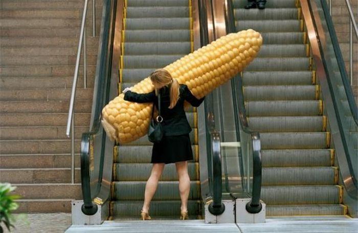Funny Corn