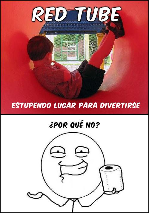Red Tube De