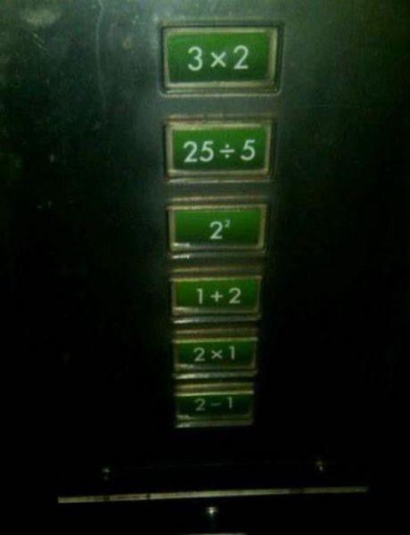 ascensor para matematicos Ascensor para matemáticos