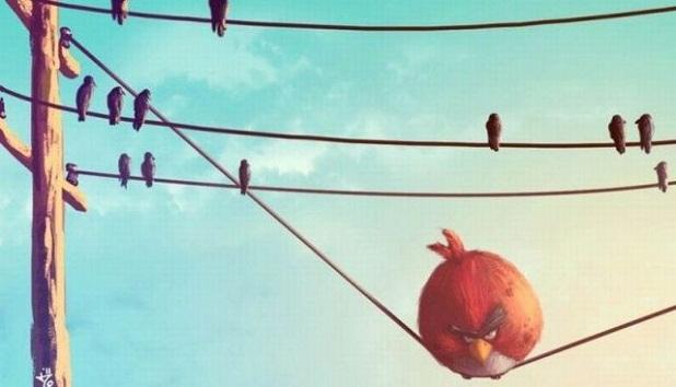 dia a dia de angry birds Día a día de Angry Birds