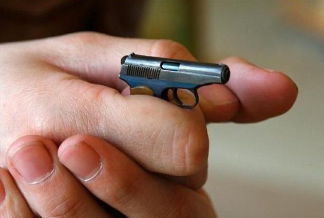 La pistola m s peque a del mundo - Pistola para lacar ...