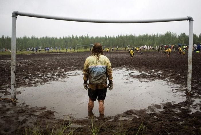 barrizal Barrizal para jugar a fútbol