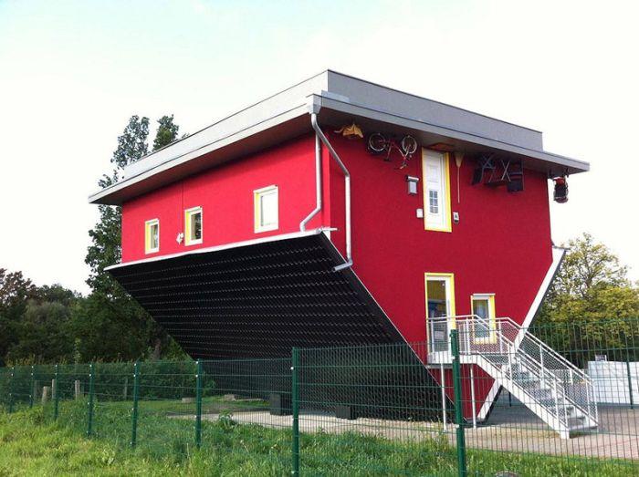 casa invertida Casa invertida
