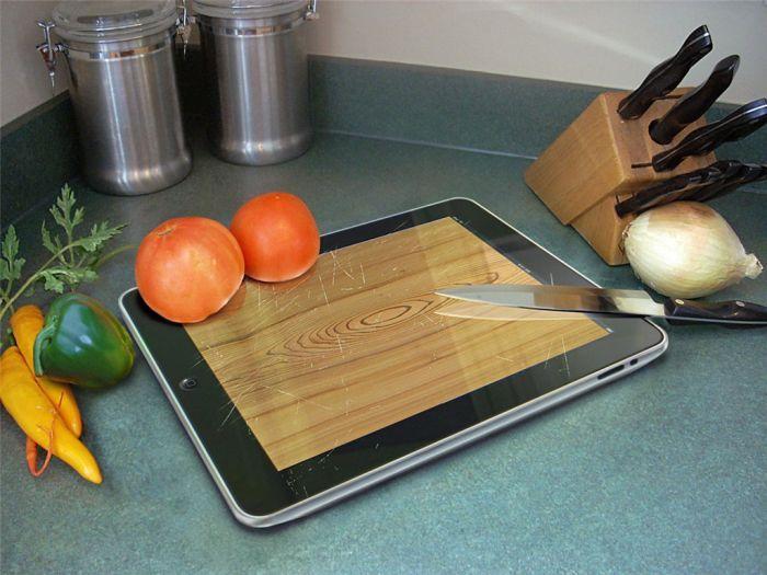 ipad cocina iPad para la cocina