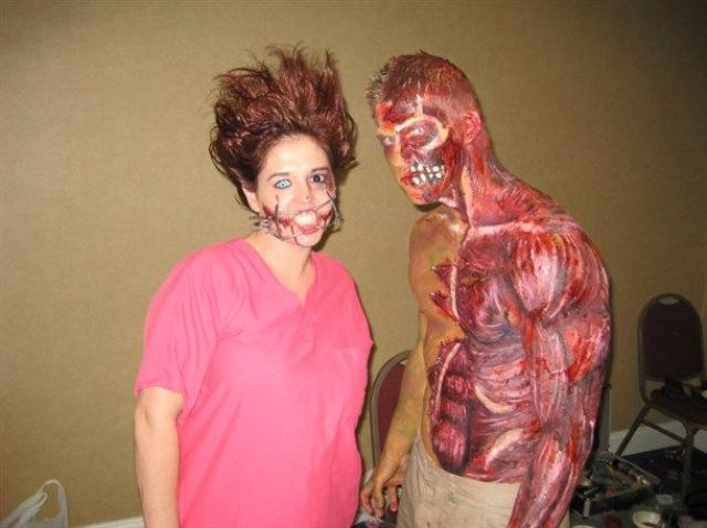 maquillaje para halloween Maquillaje para Halloween