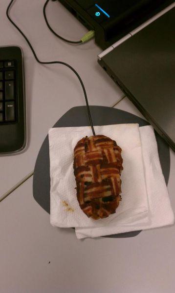 raton de bacon Ratón de bacon