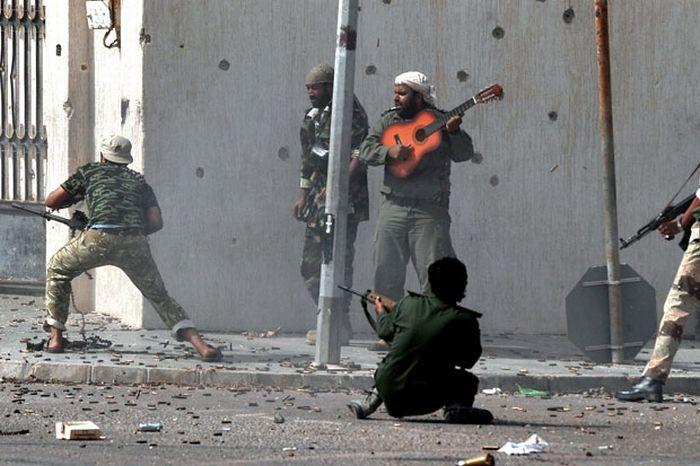 musica guerra Música en la guerra