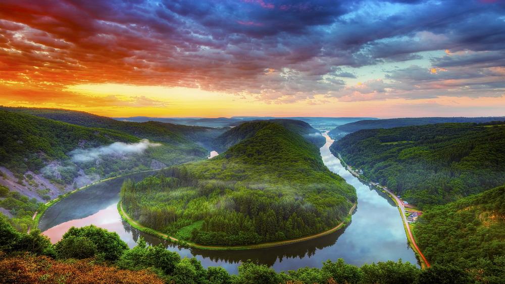 El paisaje m s bonito del mundo for El bano mas bonito del mundo
