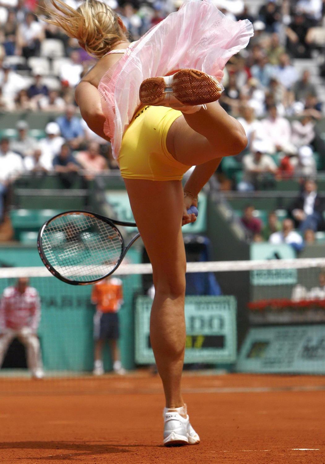 Эротические засветы спорт 27 фотография
