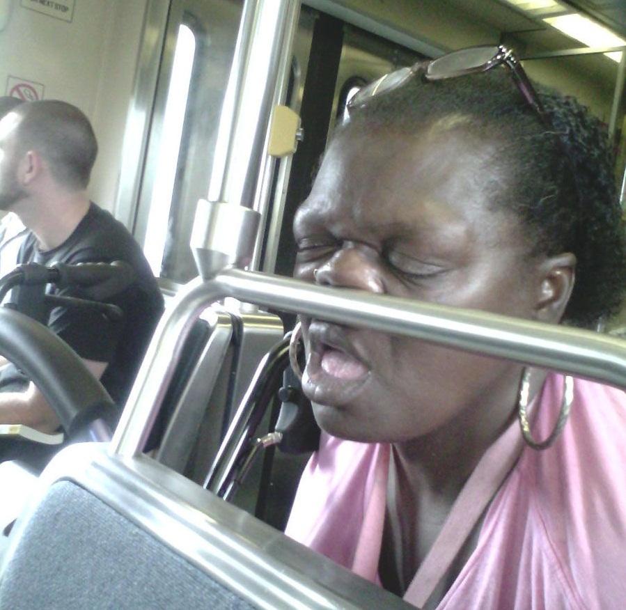 Прижимки в автобусе фото 20 фотография