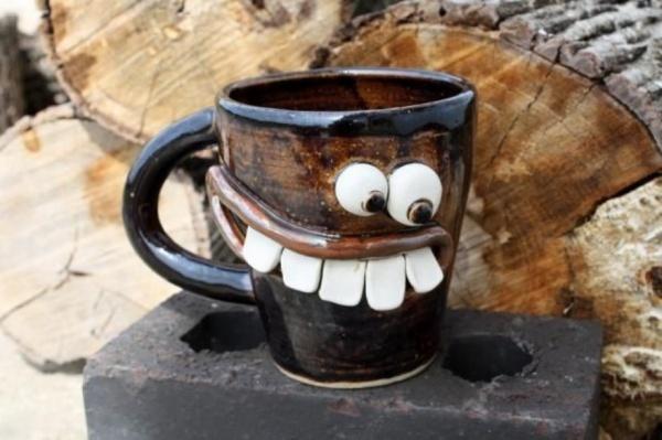 Lasopadehormigas tazas originales y divertidas for Tazas de cafe originales