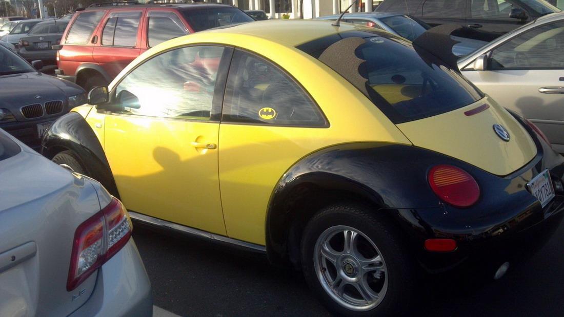 El Beetle de Batman