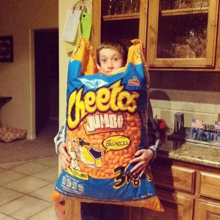 cheetos para todos