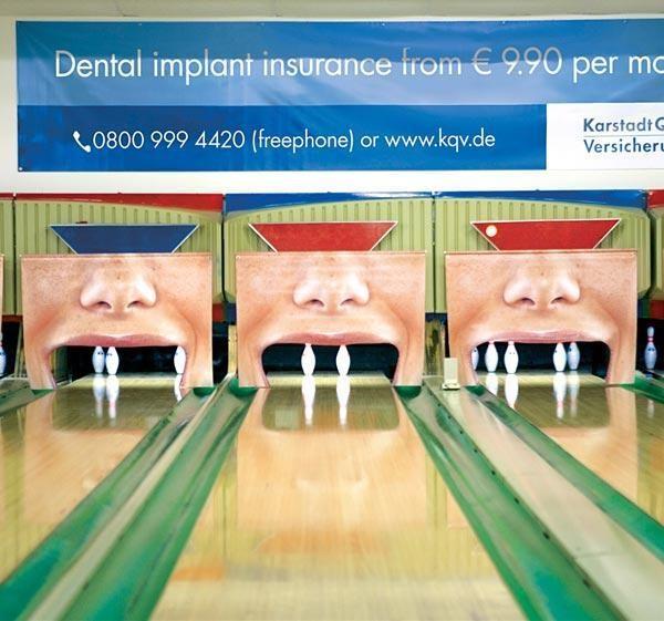 publicidad de una clinica dental
