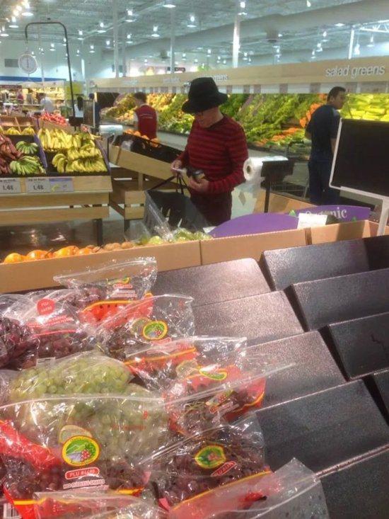 Freddy Krueger en el supermercado