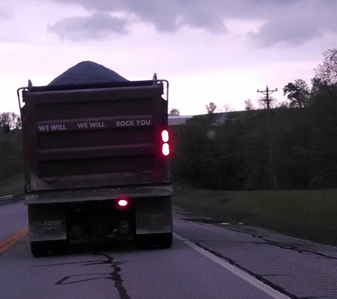 camionero fan de queen