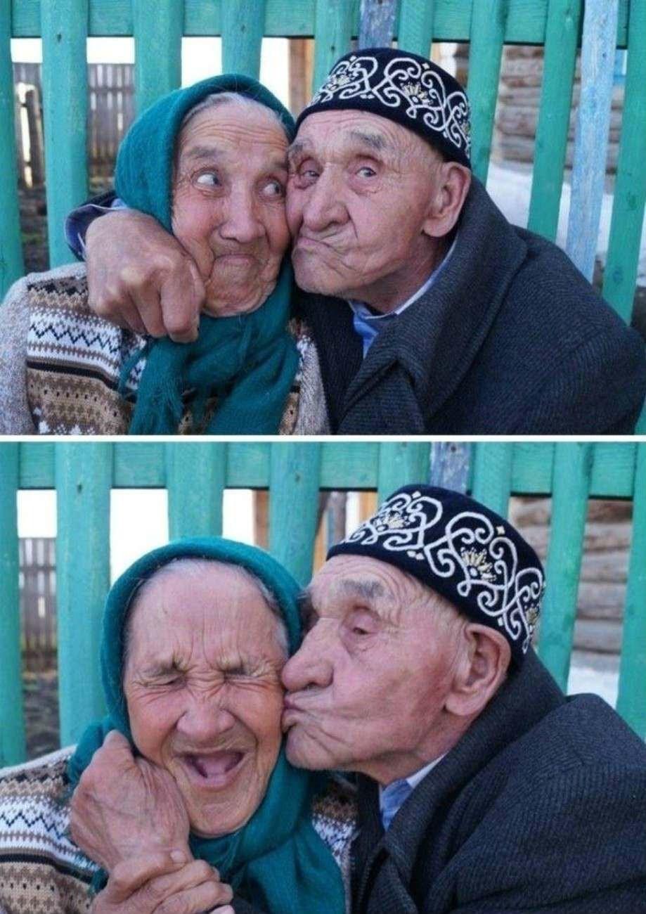 los abuelos mas graciosos