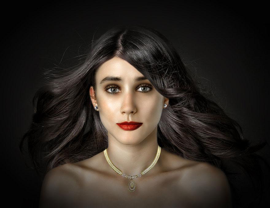 mujer Photoshop Filipinas