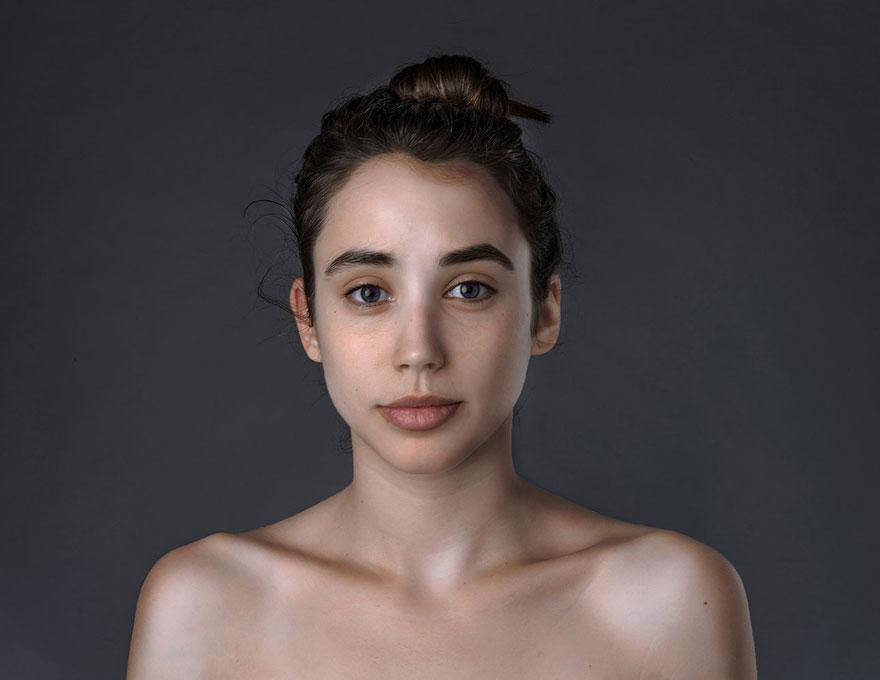 mujer Photoshop Israel