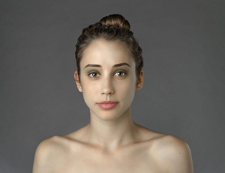 mujer Photoshop Italia