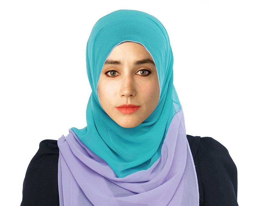 mujer Photoshop Marruecos