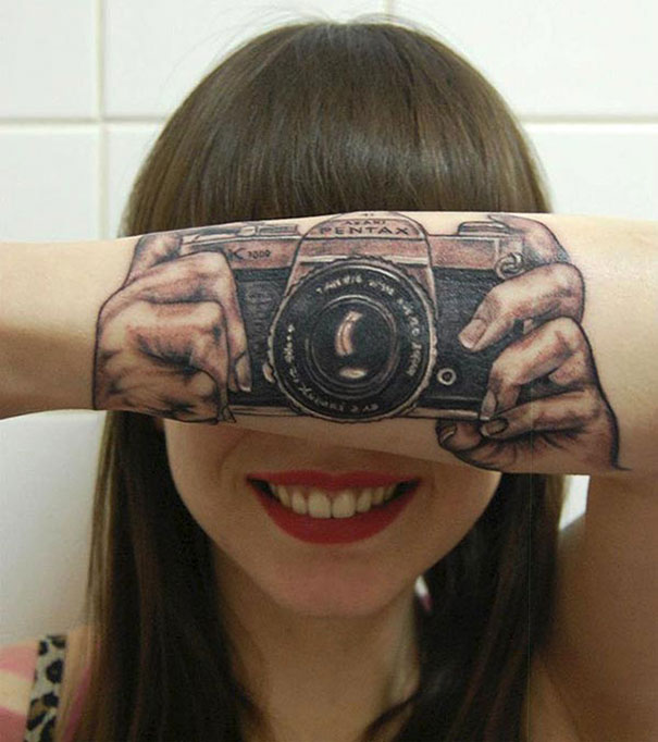 tatuajes creativos