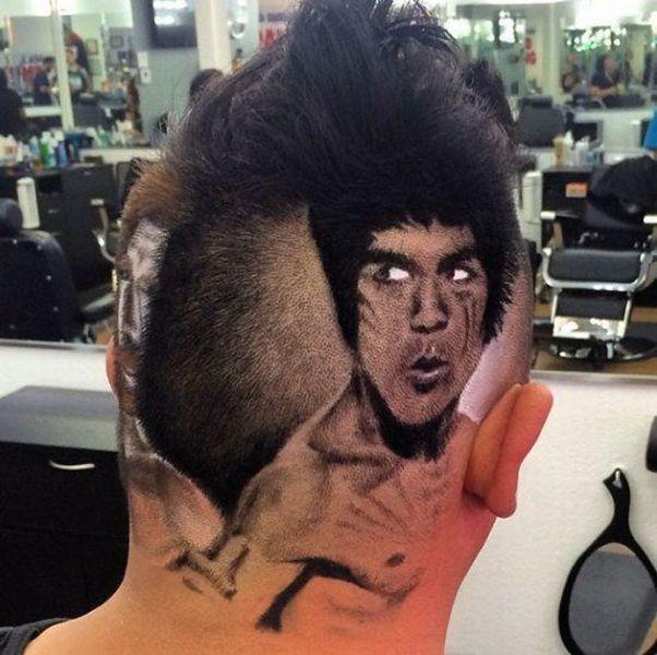 Con Bruce Lee siempre en la cabeza