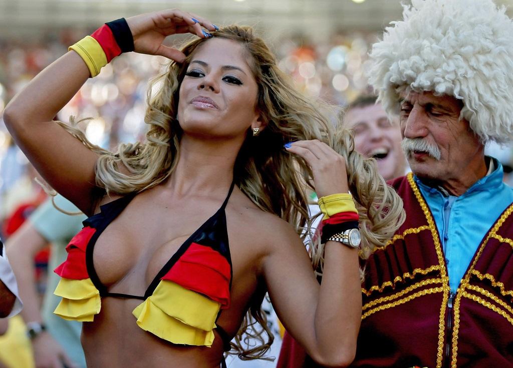 aficionado aleman pillado