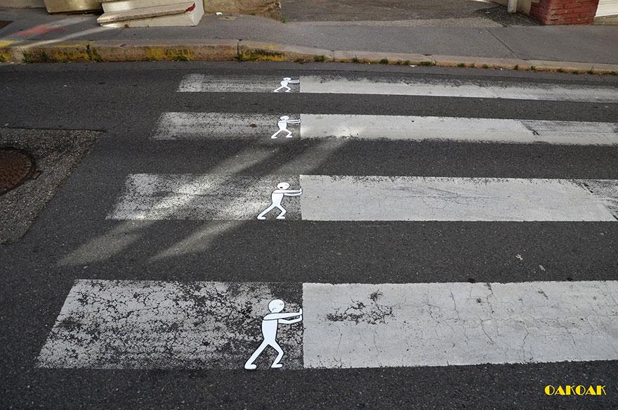 arte en la calle 18