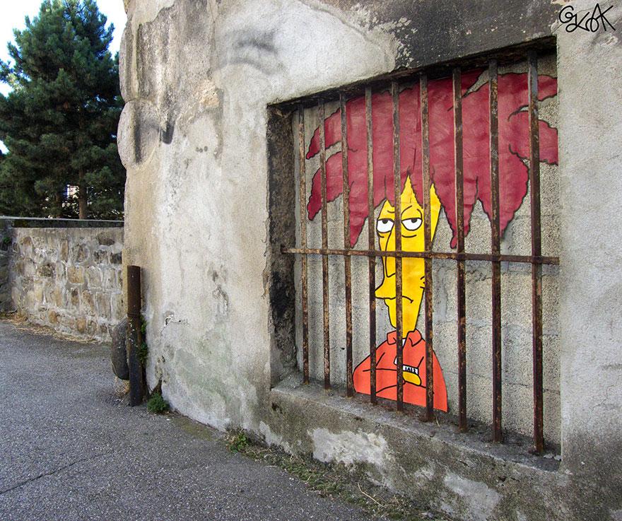 arte en la calle 6