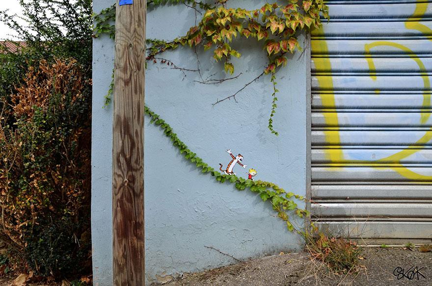 arte en la calle 8