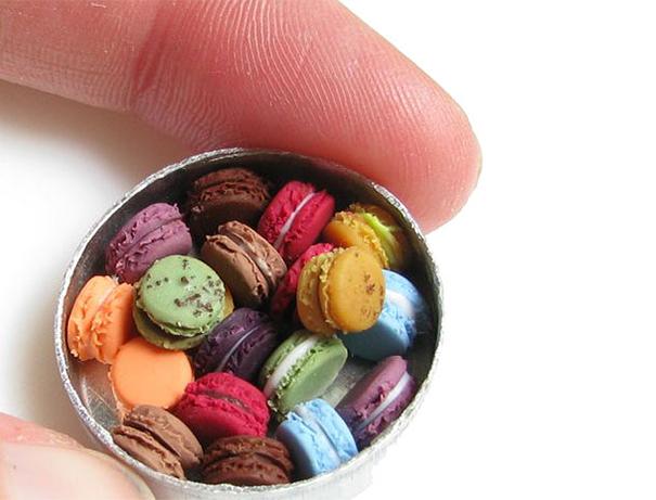 comida en miniatura 13