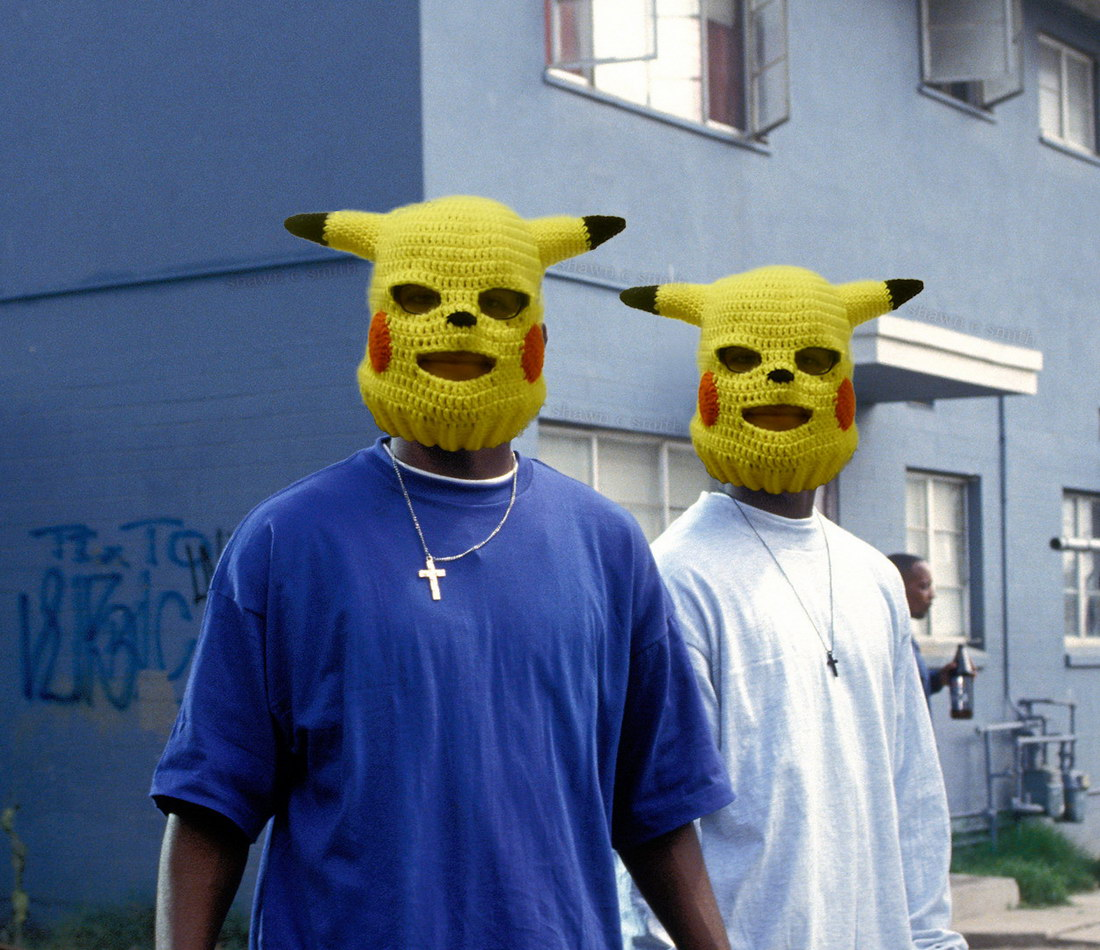 los pikachus del Bronx
