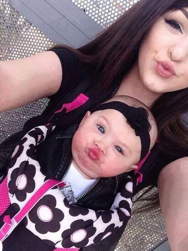 fotos madre e hija 9