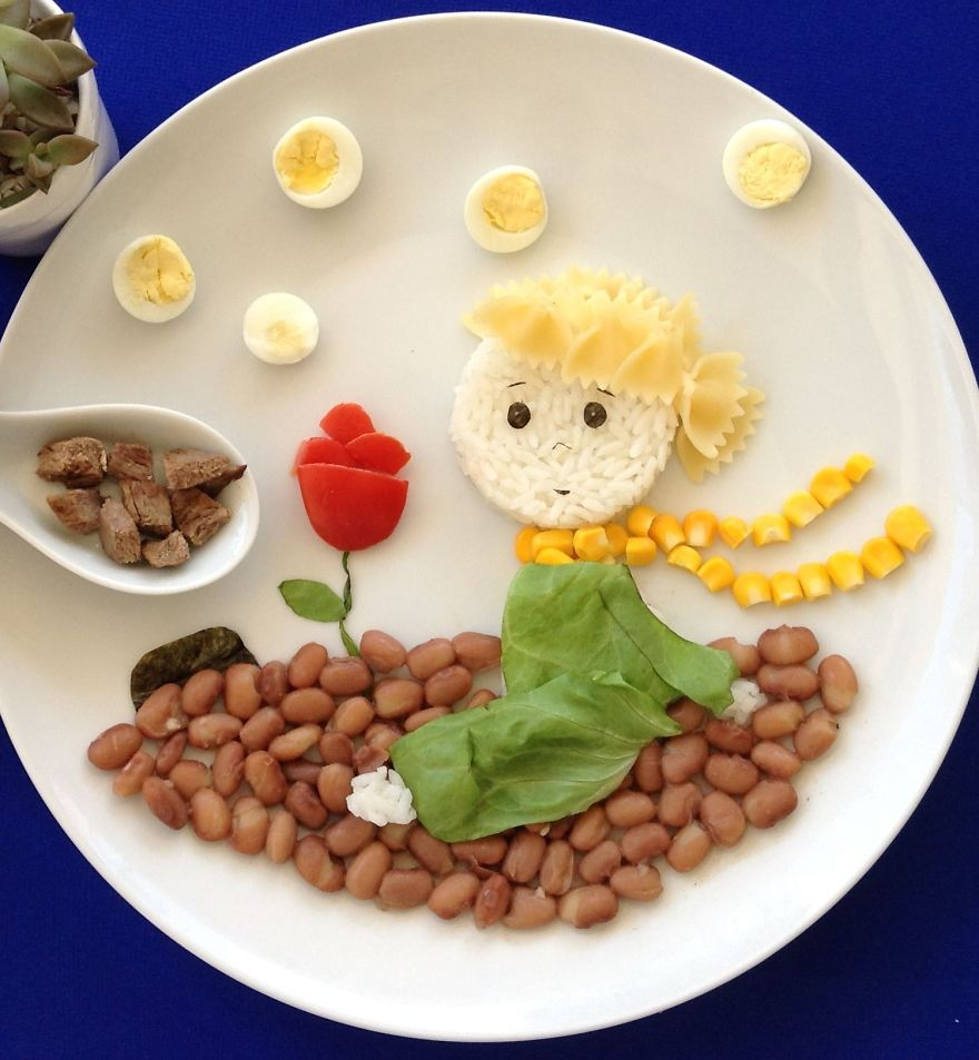 platos de comida creativos 11
