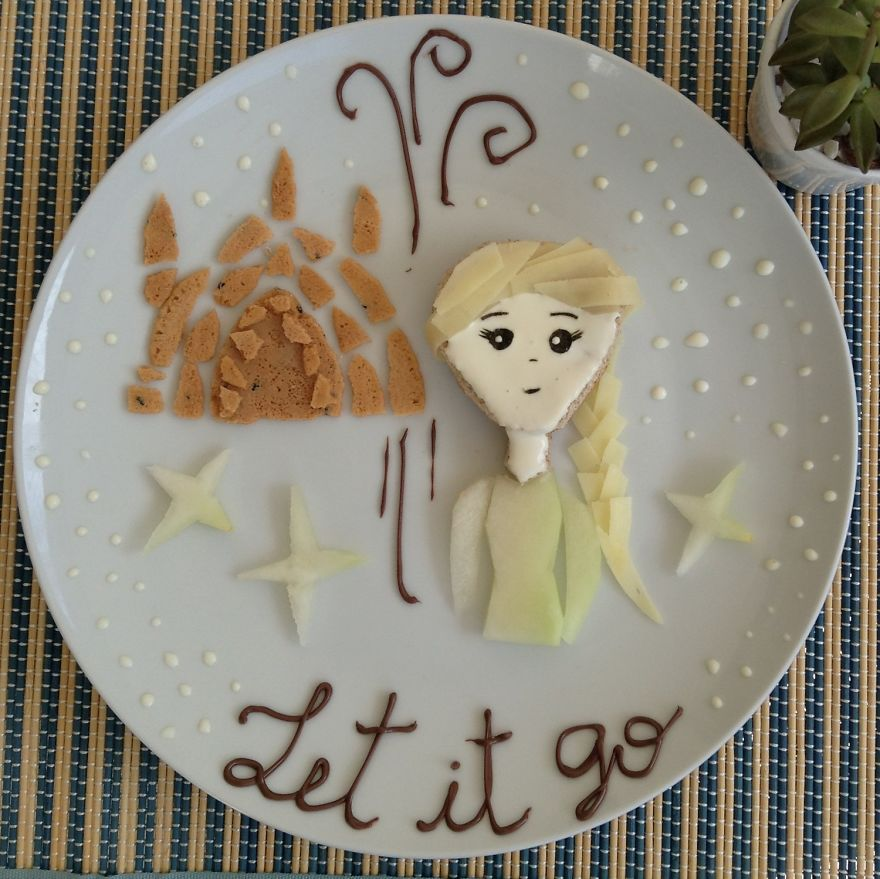 platos de comida creativos 9