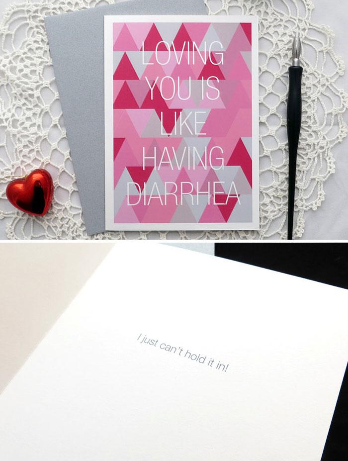 tarjetas con mensajes de amor odio 4