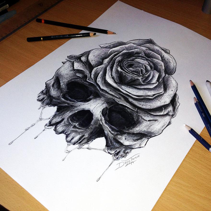 expresivos dibujos 4