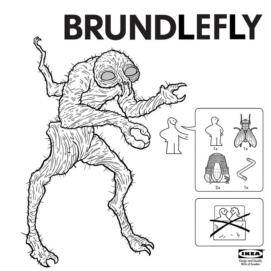 instrucciones IKEA para crear monstruos 6