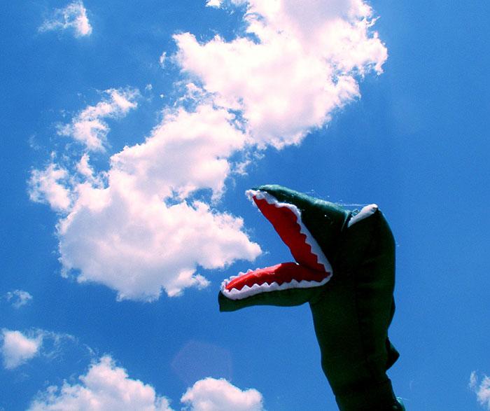 jugando con las nubes 10