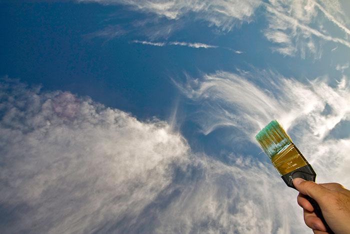 jugando con las nubes 12